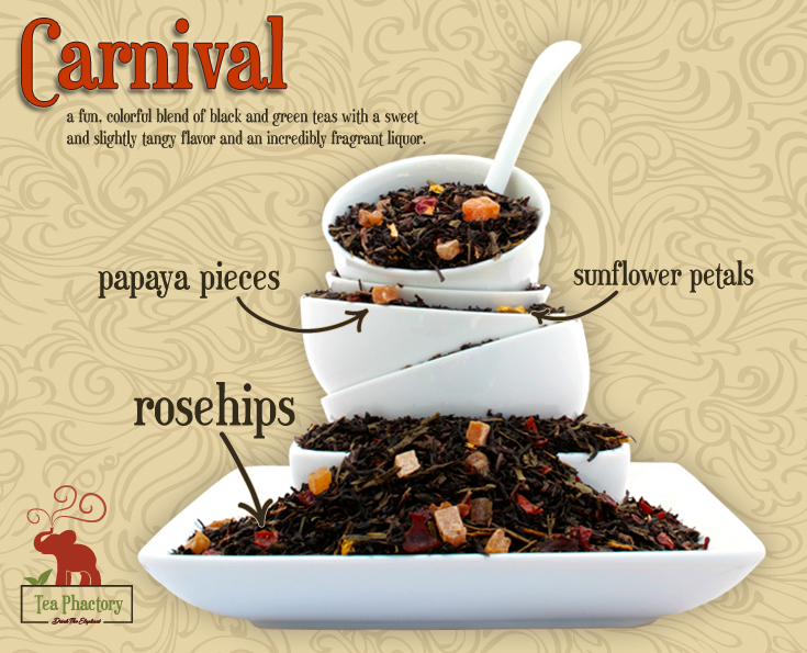 Carnival Loose Leaf Tea