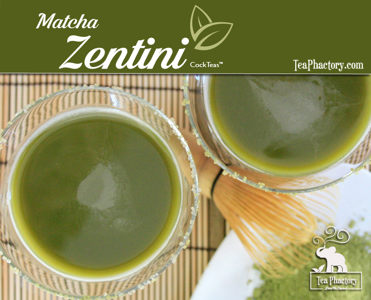 Matcha Zentini CockTeas