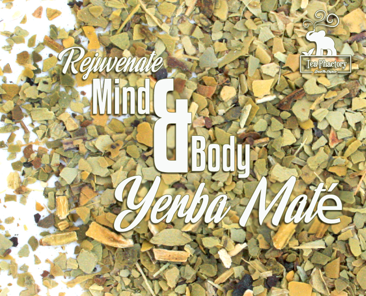 Rejuvenate Mind Body Yerba Mate